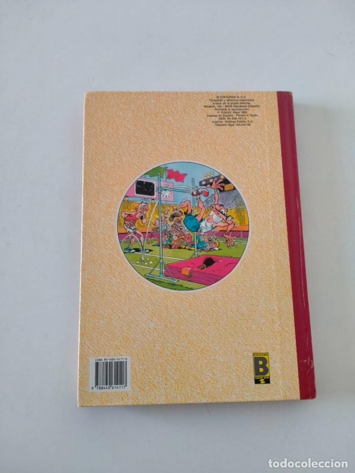 Cómics: Super Humor Volumen 18 Ediciones B Año 1990 1 Edición - Foto 2 - 272086883