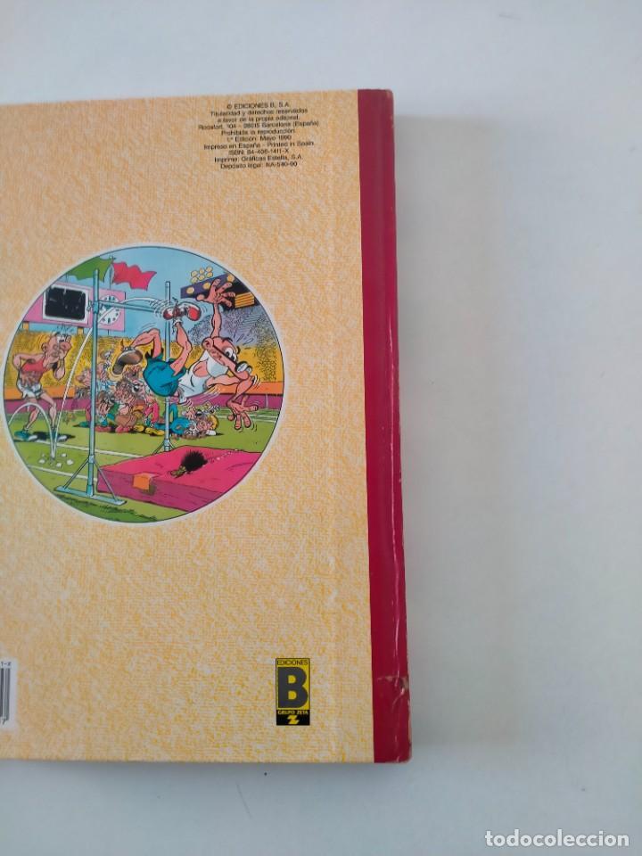 Cómics: Super Humor Volumen 18 Ediciones B Año 1990 1 Edición - Foto 9 - 272086883