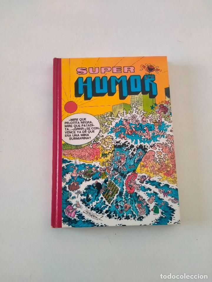 SUPER HUMOR VOLUMEN 1 EDICIONES B AÑO 1991 1 EDICIÓN (Tebeos y Comics - Ediciones B - Clásicos Españoles)