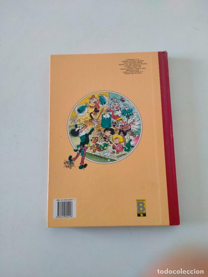 Cómics: Super Humor Volumen 1 Ediciones B Año 1991 1 Edición - Foto 2 - 272088023