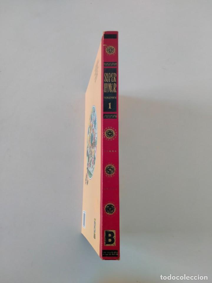 Cómics: Super Humor Volumen 1 Ediciones B Año 1991 1 Edición - Foto 3 - 272088023
