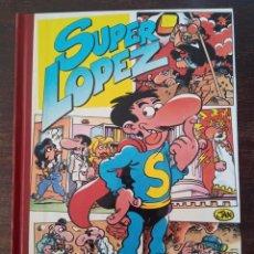 Cómics: COMIC TEBEO SÚPER LÓPEZ NÚMERO 2 1A EDICIÓN PRIMERA 1987 87. Lote 272242503