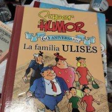 Comics : SUPER HUMOR 60 ANIVERSARIO LA FAMILIA ULISES Nº 1 - GRAN FORMATO - EDICIONES B. Lote 272637423