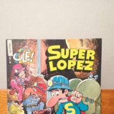 Cómics: OLE ! SUPER LOPEZ N°10. Lote 272923383