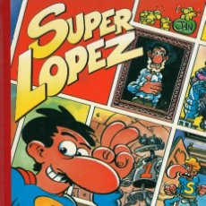 Comics : SUPER LÓPEZ. TOMO 3. EDICIONES B. 1992. Lote 273640948