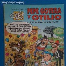 Fumetti: COMIC DE PEPE GOTERA Y OTILIO DOS CURRANTES DELIRANTES Nº 13 AÑO 1997 DE EDICIONES B LOTE 28 C. Lote 273644438