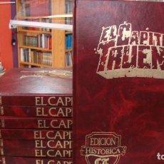 Fumetti: EL CAPITAN TRUENO, EDICION HISTORICA, PRIMERA SERIE COMPLETA, 8 TOMOS, EDICIONES B. Lote 273992763