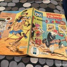 Fumetti: OLÉ - Nº 300. M -.151. MORTADELO Y FILEMÓN TESTIGO DE CARGO . EDICIONES B, 1ª EDICION. 1989. Lote 274180463