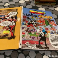Comics : MAGOS DEL HUMOR Nº 109 MORTADELO Y FILEMON.EL HAMIKAZE REGULEZ . EDICIONES B 1ª EDICION 2006. Lote 274239763