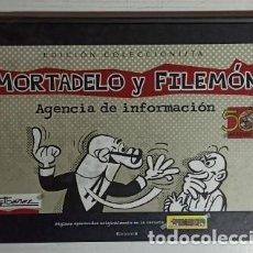 Cómics: MORTADELO Y FILEMON, AGENCIA DE INFORMACIÓN - EDICIÓN COLECCIONISTA 50 ANIVERSARIO - DE KIOSKO.. Lote 274327218