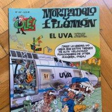 Cómics: MORTADELO Y FILEMÓN Nº 167 COLECCIÓN OLÉ: EL UVA. Lote 274342928