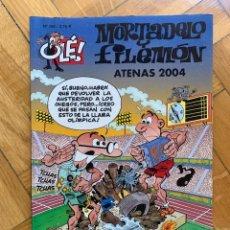 Comics : MORTADELO Y FILEMÓN Nº 169 COLECCIÓN OLÉ: ATENAS 2004. Lote 274343728