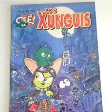 Cómics: LOS XUNGUIS - CÓMIC OLÉ - AÑOS 90 - 1ª EDICIÓN 1995 - HUMOR EDICIONES B - CARLOS RAMIS JOAQUÍN CERA. Lote 274681883