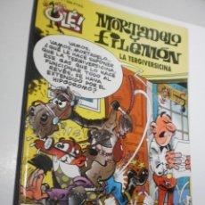 Cómics: MORTADELO Y FILEMÓN. OLÉ Nº 7 LA TERGIVISICINA 1ª EDICIÓN 1993 (BUEN ESTADO). Lote 275034118