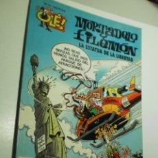 Cómics: MORTADELO Y FILEMÓN. OLÉ Nº 15 LA ESTATUA DE LA LIBERTAD 1ª EDICIÓN 1993 (BUEN ESTADO). Lote 275034403