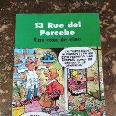 Comics : 13, RUE DEL PERCEBE, UNA CASA DE CINE (ED. B). Lote 275456198