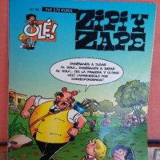 Fumetti: ZIPI Y ZAPE. ENSEÑANOS A JUGAR AL GOLF... N.º 46. EDICIONES B.. Lote 275506348