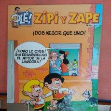 Fumetti: ZIPI Y ZAPE. DOS MEJOR QUE UNO. N.º3. EDICIONES B.. Lote 275506553
