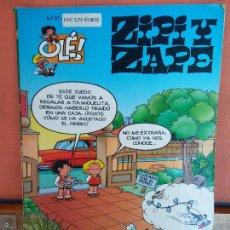Fumetti: ZIPI Y ZAPE. COSAS DE BRUJAS. N.º 37. EDICIONES B.. Lote 275506998