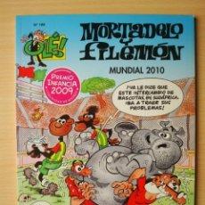 Comics : OLÉ Nº 188 MORTADELO Y FILEMÓN (MUNDIAL 2010) EDICIONES B. Lote 275925833
