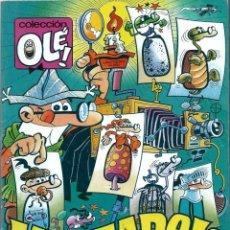Cómics: OLE Nº 383-M.197 MORTADELO Y FILEMON - MAS PORTADAS RECHIFLADAS, EDICIONES B 1991 PRIMERA 1ª EDICION. Lote 275930158
