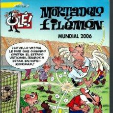 Cómics: OLE Nº 175 MORTADELO Y FILEMON - MUNDIAL 2006 - EDICIONES B 2006 PRIMERA 1ª EDICION - MUY DIFICIL. Lote 275930898