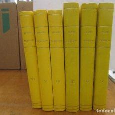 Cómics: FLASH GORDON -. SEIS TOMOS - EDICIONES B - COLECCION COMPLETA - EDICION HISTORICA - ALEX RAYMOND. Lote 276015518