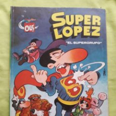 Cómics: COMIC 'OLÉ' SUPERLÓPEZ Nº 2-SL PRIMERA EDICIÓN DE EDICIONES B. Lote 276111173