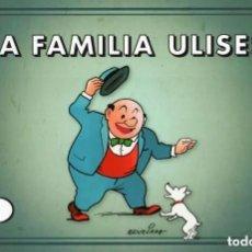 Cómics: LA FAMILIA ULISES (BENEJAM) EDICIONES B - IMPECABLE - SUB02M. Lote 276200613