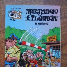 Comics : OLÉ Nº 68 MORTADELO Y FILEMÓN (EL ANTÍDOTO) EDICIONES B. Lote 276262403