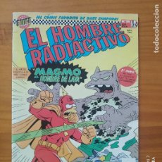 Cómics: EL HOMBRE RADIOACTIVO Nº 88 - EL COMIC FAVORITO DE BART SIMPSON - EDICIONES B (FW). Lote 276272378