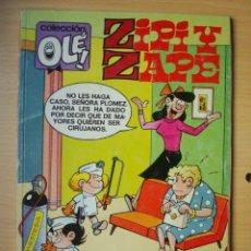 Comics : OLÉ Nº 339 Z. 113 ZIPI Y ZAPE EDICIONES B. Lote 276355698