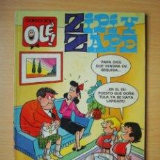 Comics : OLÉ Nº 336 Z. 112 ZIPI Y ZAPE EDICIONES B. Lote 276355893
