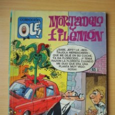 Comics : OLÉ Nº 321 M. 75 MORTADELO Y FILEMÓN (LA BANDA DE MATUSALEN) EDICIONES B. Lote 276359048