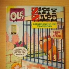 Comics : OLÉ Nº 185 Z. 119 ZIPI Y ZAPE (ZAFARRANCHO DE TRASTADAS) EDICIONES B. Lote 276373938