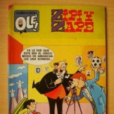 Comics : OLÉ Nº 176 Z. 137 ZIPI Y ZAPE (VARIAS AVENTURAS) EDICIONES B. Lote 276374603