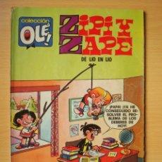 Cómics: OLÉ Nº 137 Z. 4 ZIPI Y ZAPE (DE LIO EN LIO) EDICIONES B. Lote 276383603