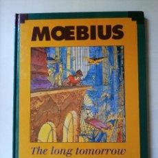 Cómics: MOEBIUS. THE LONG TOMORROW. EDICIONES B.. Lote 276384823