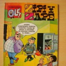 Cómics: OLÉ Nº 82 Z. 93 ZIPI Y ZAPE (CON CARPANTA) EDICIONES B. Lote 276390868