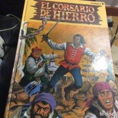 Comics : TOMO 9 EL CORSARIO DE HIERRO. VICTOR MORA - AMBROS. EDICIONES B. Lote 276417453