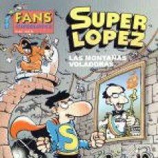 Cómics: SUPER LOPEZ Nº 43 LAS MONTAÑAS VOLADORAS (JAN) EDICIONES B - IMPECABLE - SUB02M. Lote 276435663
