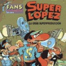 Cómics: SUPER LOPEZ Nº 9 LA GRAN SUPERPRODUCCION (JAN) EDICIONES B - IMPECABLE - SUB02M. Lote 276435798