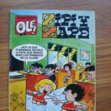 Cómics: OLÉ Nº 80 Z. 92 ZIPI Y ZAPE (LOS GANSOS DEL CAPITOLIO ...) EDICIONES B. Lote 276463578