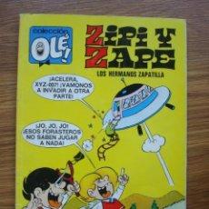 Cómics: OLÉ Nº 48 Z. 60 ZIPI Y ZAPE (LOS HERMANOS ZAPATILLA) EDICIONES B. Lote 276465098