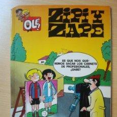 Cómics: OLÉ Nº 5 ZIPI Y ZAPE (FORMATO ESPECIAL) EDICIONES B. Lote 276477533