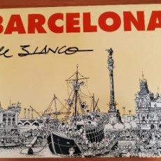 Cómics: BARCELONA DE BLANCO - AÑO 1993 - PERFECTO ESTADO. Lote 276554083