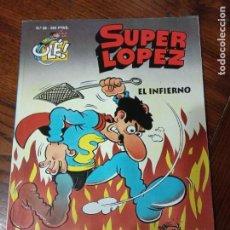 Comics : OLÉ Nº 28 SUPERLOPEZ, EL INFIERNO. EDICIONES B 1996 1ª ED.. Lote 276573158