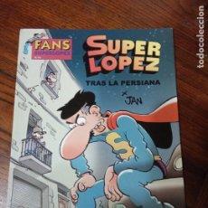 Comics : SUPER LOPEZ - COLECCION OLE, Nº 44-: TRAS LA PERSIANA; EDICIONES B.2005-1ª EDICCION.. Lote 276574933