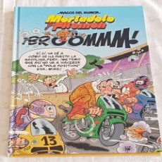 Comics : MORTADELO Y FILEMÓN, BROOMMM, MAGOS DEL HUMOR Nº 157, EDICIONES B, 2013, 1ª EDICIÓN,TAPA DURA,BUENO. Lote 276703068