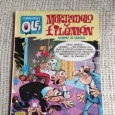 Cómics: MORTADELO Y FILEMON - Nº 117 - COLECCION OLE ( EDICIONES - B ). Lote 277069408